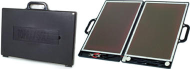 Valigetta pannello solare portatile