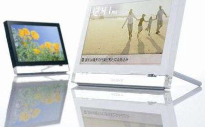Sony VGF-CP1: portafoto digitale Wifi