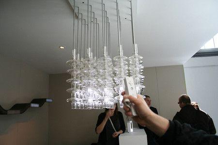 Candeliere LED comandato da Wiimote