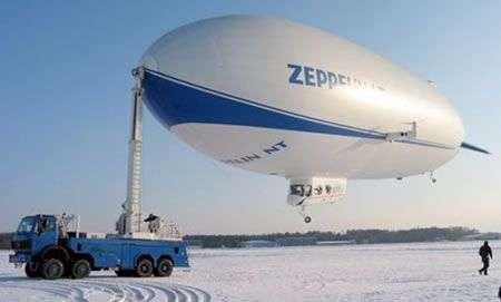 Il nuovo Zeppelin per San Francisco