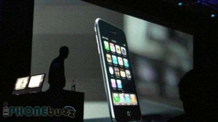 3g iphone live advert