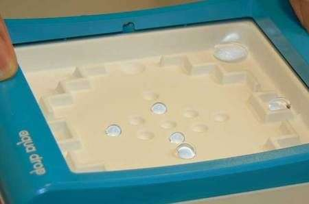 Aqua Drop, il gioco immortale