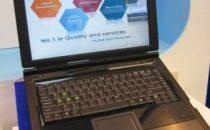 Asus e il notebook con proiettore integrato