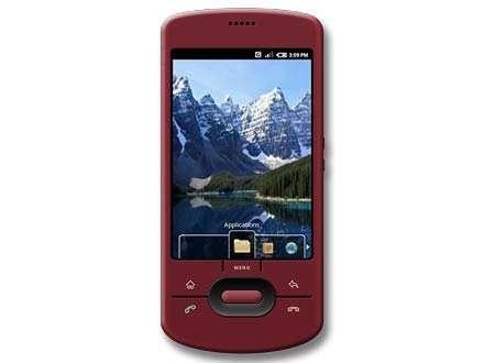 I primi cellulari con Android verso fine anno