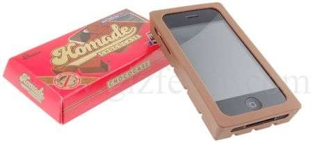 ChocoCase, cioccolatizza l'iPhone