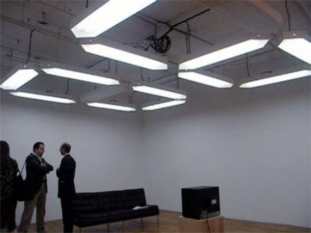 Gigantesco Orologio da soffitto