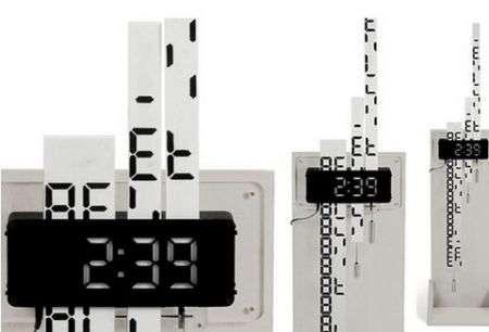Digimech: l'orologio LED più stiloso