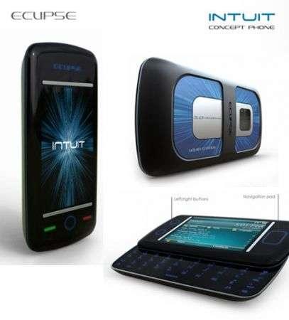 Eclipse Inuit: smartphone con pannello solare