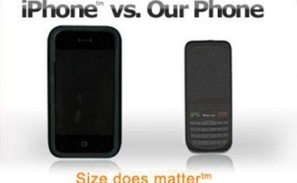 HOP1809 si paragona a iPhone