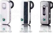 Sony Ericsson HBH-PV-715 / 720 / 740