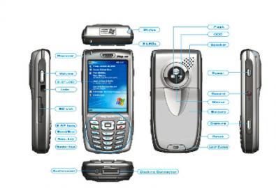 Smartphone Windows Mobile: Hop On HOP2001