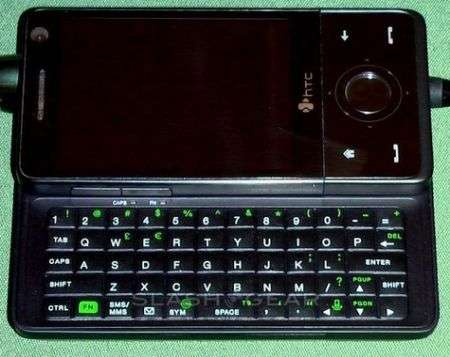 HTC Touch Pro: video e immagini