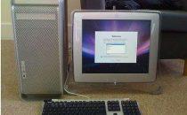 Allasta il Mac G5 con il quale è stato creato il logo Firefox