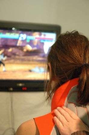 Massage me: massaggiami mentre giochi alla Playstation
