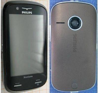 Philips X800 ecco nuove foto e specs
