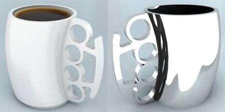 PunchMug: la tazza tirapugni!