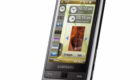 Samsung i900 Omnia ufficiale
