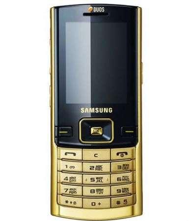 Samsung SGH-D780 in oro
