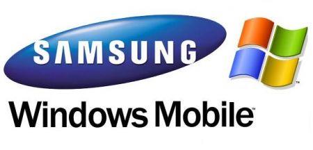 I cellulari Samsung con Windows Mobile
