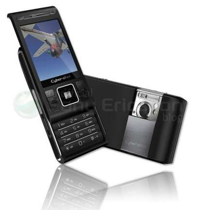 Sony Ericsson C905 Shino: 8 megapixel