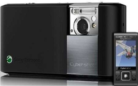 Sony Ericsson C905 Cybershot è ufficiale
