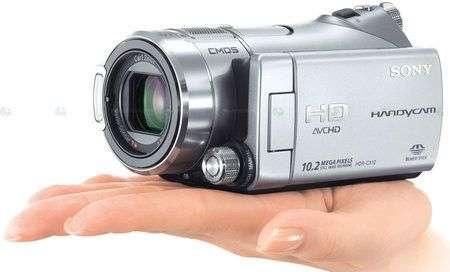 Sony HDR-CX12 nuova AVCHD HandyCam