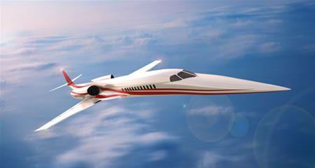 JET supersonici per i business del futuro