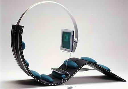 Surf Chair: naviga comodo nello stile