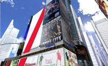 Times Square: altri 1580 metri quadrati di LED
