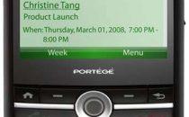 Toshiba Portege G710 con Windows Mobile