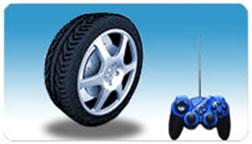 Tosy R-Tyre: la Ruota radiocomandata?