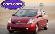 Toyota Prius è lauto più cercata sul web