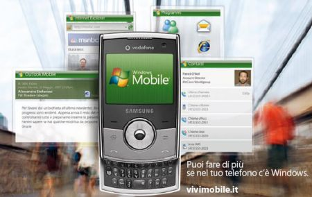 Windows Mobile: l'ufficio nel tuo cellulare