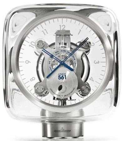 Atmos 561: orologio alimentato dalla differenza di temperatura
