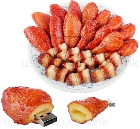 Barbecue USB