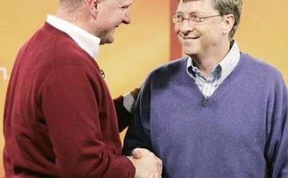 Ricordi di Bill Gates feat. Steve Ballmer: Da da da