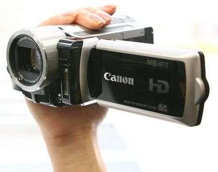 Canon HF11 e HG21 HD