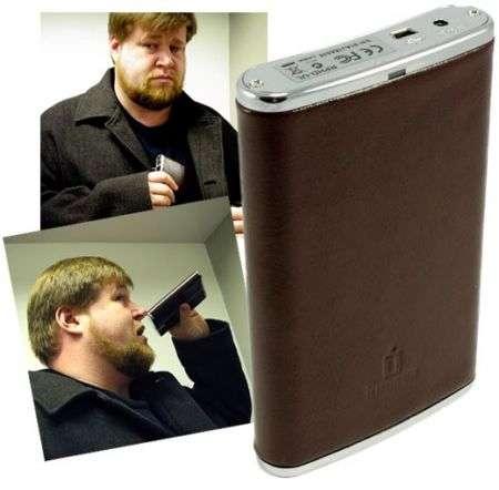HDD portatile iomega da ubriacone