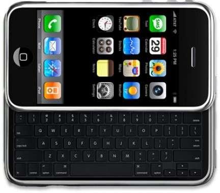 iPhone 3G: il prossimo modello sarà QWERTY?