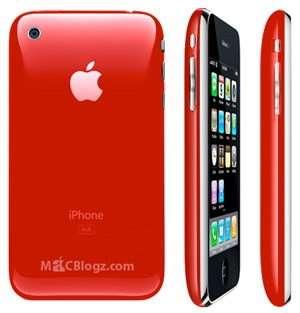 iPhone Rosso contro l'Aids