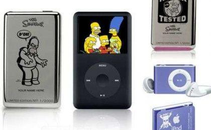 iPod Simpson in edizione limitata