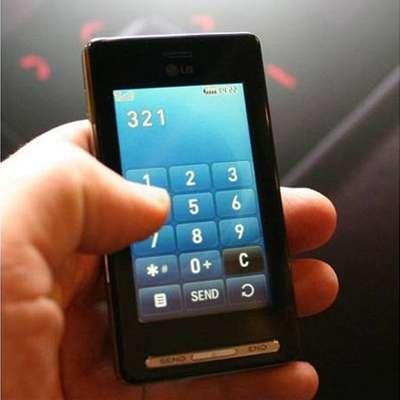 L'inarrestabile crescita dei cellulari touchscreen