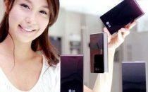 LG XD1 HDD portatile elegante