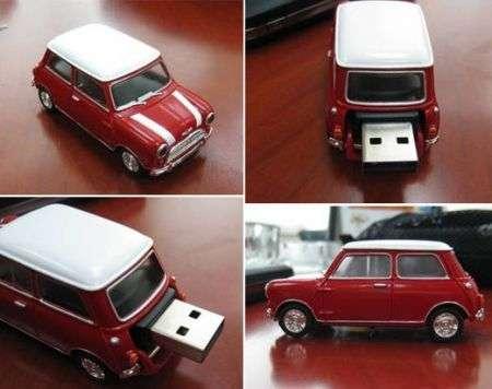 Mini Mini Cooper flash memory