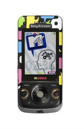 mtv phone sony ericsson