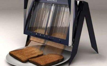 Nahamer T450: il tostapane ecologico
