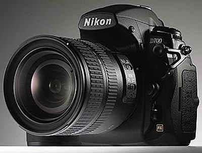 Nikon D700 video dell'unboxing