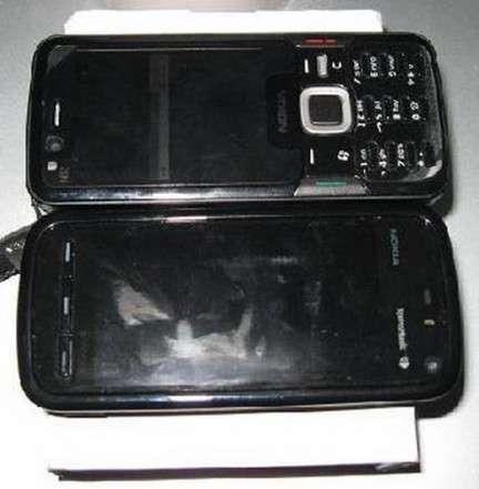 Nokia 5800 Tube, altre immagini