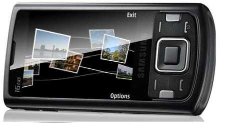 Samsung INNOV8 (i8510) completo!