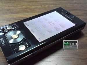 Sony Ericsson G705 slider